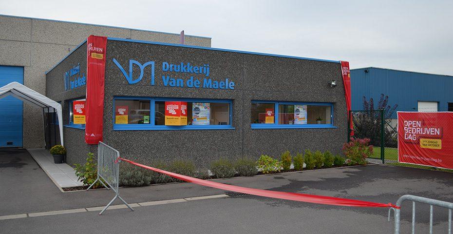 Drukkerij Van De Maele Open Bedrijven Dag
