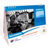 Drukkerij Van De Maele Geraardsbergen Bureaukalender 1 Uitgelicht