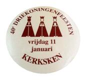 Drukkerij Van De Maele Geraardsbergen Tekstielsticker Uitgelicht