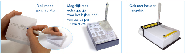 Drukkerij Van De Maele Notablokken Voorbeelden2