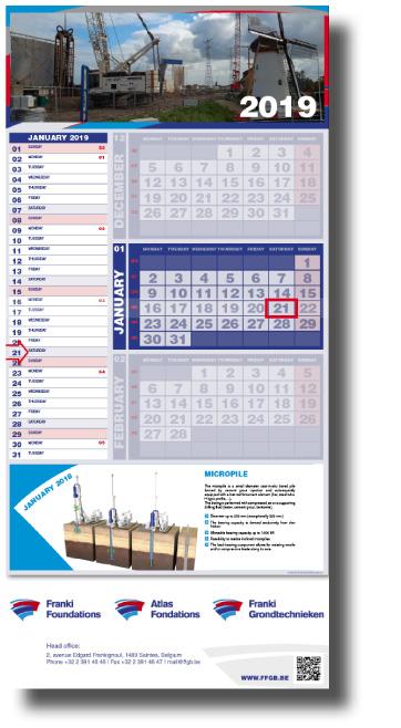 kalender meerdere maanden